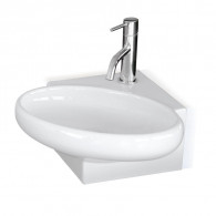 Lave-mains céramique blanc brillant YOTTA - Ondyna WYO3709