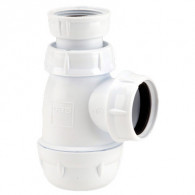 Siphon bidet tube réglable Ø32mm - Nicoll