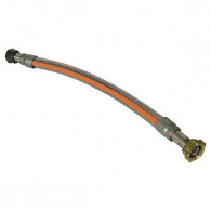 Lyre NF INOX garantie à vie Butane / Propane 35 cm