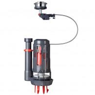 Mécanisme de chasse à câble Quick Fit NF double débit - Wirquin PRO 10720818