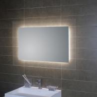 Miroir rectangulaire avec rétro-éclairage LED intérieur Geometrie - Koh-I-Noor L45939