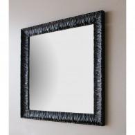 Miroir rétro noir Retro Parigi - Ondyna MP10013