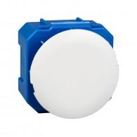 Boîte d'applique à sceller Modulo - prof. 40 mm avec couvercle - ALB71606