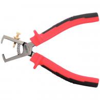Pince à dénuder à poignée bi-composants L. 180 mm KS Tools 115.1014