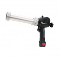 Pistolet à cartouche 310ml avec 2 batteries Li-Ion 10,8V KS Tools 515.3571