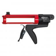 Pistolet à cartouche sans tige de poussée 310 ml KS Tools 980.3050