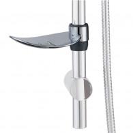 Porte-savon Ø25 mm CHROME - Wirquin Pro 60720902