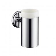 Porte-verre céramique Logis Classic - Hansgrohe 41618000