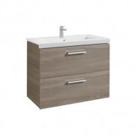 Meuble Unik PRISMA 800mm 2 tiroirs et lavabo