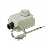Thermostat étanche IP54 pour chauffage et froid - réglage 0°C à +60°C - Thermador