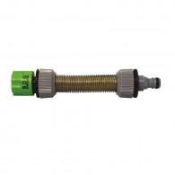 Protège tuyau d'arrosage 15 et 19 mm