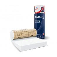 Rouleau laine de verre PURE 40RP revêtu kraft 3m²60 - 260mm - R 6.50