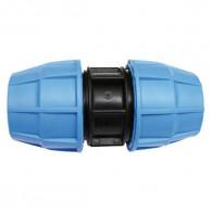 Raccord plastique tube PE - Manchon de jonction