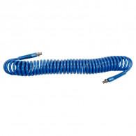 Rallonge spiralée air comprimé 15 mètres - Ø8mm - KS Tools 515.3335