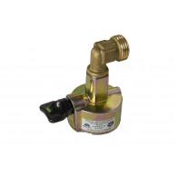 Robinet adaptateur pour valve de diamètre 27 - NF - Favex