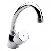 Robinet lavabo lave-mains bec mobile NIAGARA PLUS Roca