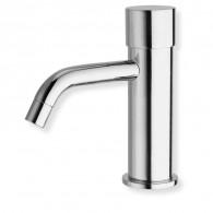 Robinet temporisé eau froide lave-mains luxe QUIK Chromé - Cristina Ondyna QY23051