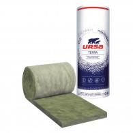 12 rouleaux laine de verre URSA Façade 35 R - Ep. 200mm - 21.60m² - R 5.70