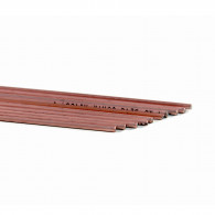 10 baguettes brasage cuivre-phosphore Ø2mm