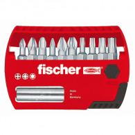 Set de 11 embouts professionnels FPB 533153 Fischer