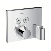 Set de finition thermostatique ShowerSelect E encastré