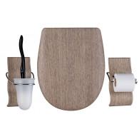 Set OLFA accessoires WC Ethiopia mat