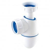 Siphon évier Easyphon avec joints intégrés - Nicoll