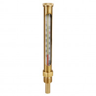 THERMADOR Thermomètre vertical droit plongeur 45mm