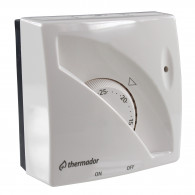 Thermostat d'ambiance mécanique 230 V Thermador