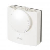 Thermostat d'ambiance électromécanique RMT 230V + résistance anticipatrice - Danfoss 087N1100
