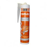 TOFLEX : Mastic caoutchouc pour joints en couverture