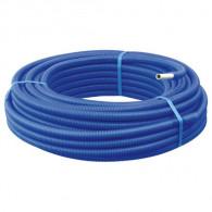 Tube Multicouche pré-gainé bleu - Ø16x2,0 - Somatherm