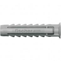 10 Chevilles nylon SX 16 x 80 - Fischer