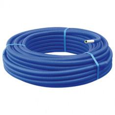50m Tube Multicouche Ø20x2,0 Prégainé Bleu - Alu 0,26mm - SOMATHERM
