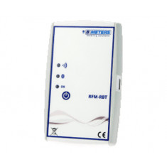 Boîtier radio M-Bus Bluetooth pour compteur équipé d'un émetteur radio