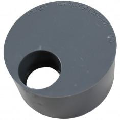 Tampon de réduction PVC Mâle Ø110 Femelle Ø40 ou Ø50 ou Ø63 ou Ø75 ou Ø100 First Plast