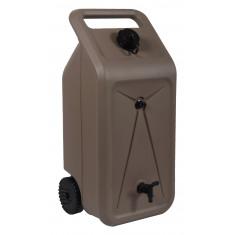 Mitigeur évier Chromé TUBIG avec douchette - TUB12C