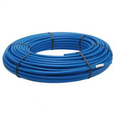 100m Tube PER NU Bleu Ø16 - Somatherm