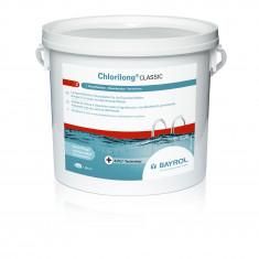 Chlorilong CLASSIC 5kg traitement chlore piscine - BAYROL