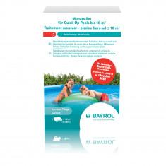 Traitement piscine hors sol ≤ 10 m³ - Boîte 0,6 kg - BAYROL