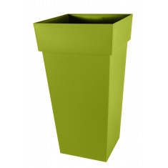 Pot TOSCANE XXL carré Vert matcha - 98 L
