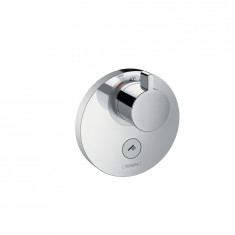 Set de finition pour mitigeur thermostatique ShowerSelect S encastré avec 2 fonctions Hansgrohe