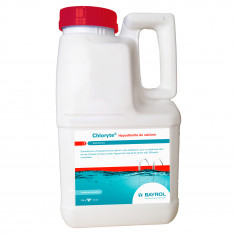 Chloryte - Chlore non stabilisé - Bidon 3.30kg BAYROL