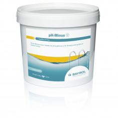 pH-Minus - Baisse le pH piscine - Boîte 6kg avec doseur - BAYROL