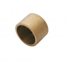 Bouchon femelle à souder - Tube de cuivre Ø28 - Arcanaute