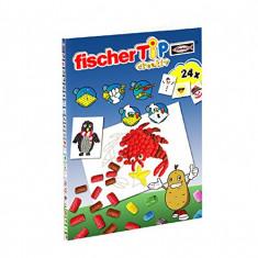 """L'album des saisons - Flocon de maïs fischerTiP """"Seasons"""""""