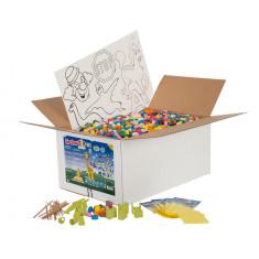 Flocon de maïs fischerTiP Box XXL de 5000 tips
