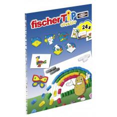 """L'album des jouets familiers - Flocon de maïs fischerTiP """"Make your own picture"""""""