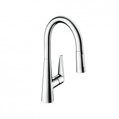 Mitigeur évier douchette extractible TALIS S 200 - Hansgrohe 72813800