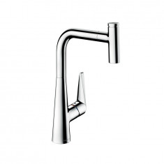 Mitigeur évier Talis Select S 300 douchette extractible - Hansgrohe 72821000